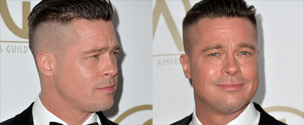 The Real Reason Brad Pitt Shaved His Hair