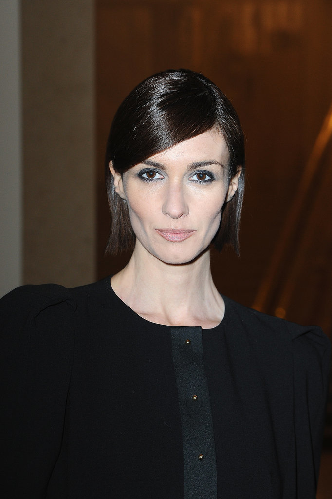 Paz Vega at Stéphane Rolland