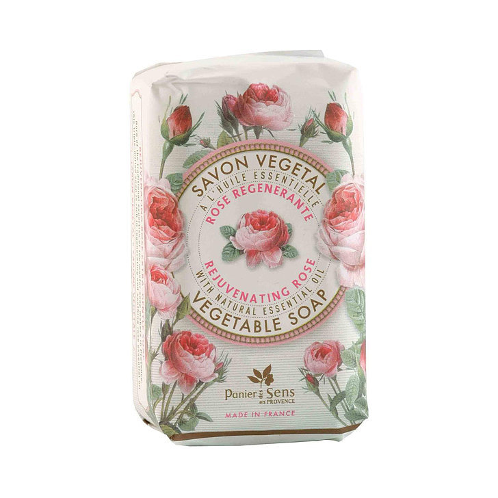 Panier Des Sens Rejuvenating Rose Vegetable Soap