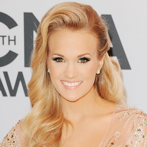Carrie Underwood Is the New Face of Almay Cosmetics