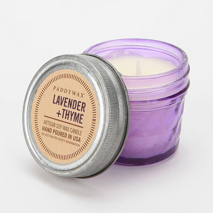 Paddywax Lavender & Thyme Candle