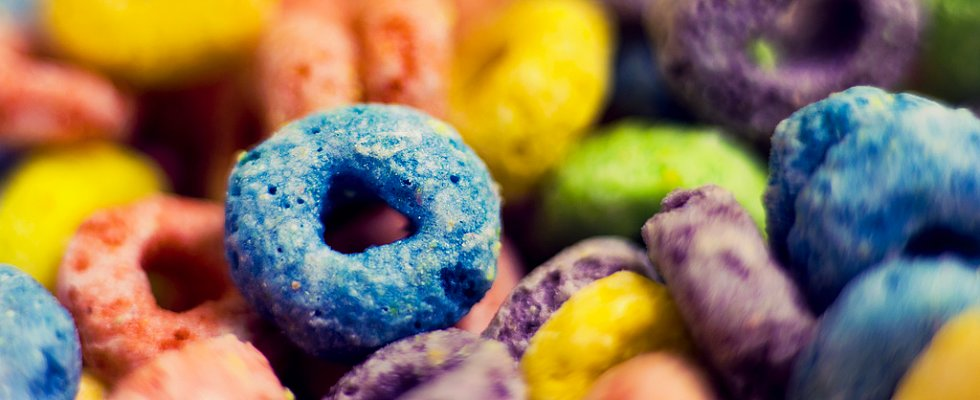 Today We Learned Froot Loops Are All the Same Flavor