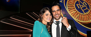 Mitchell Johnson and Cricket WAGs Steal the Spotlight at the 2014 Allan Border Medal
