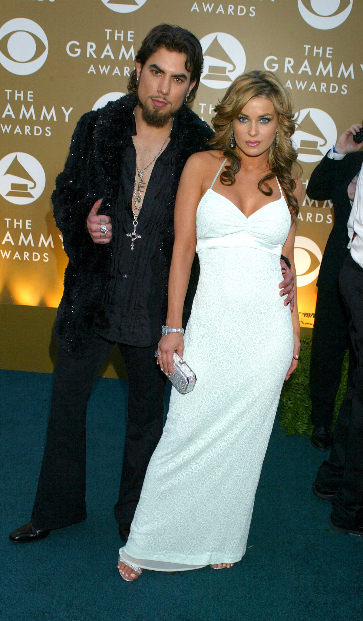 Dave Navarro and Carmen Electra, 2004 | A Look Back at ...