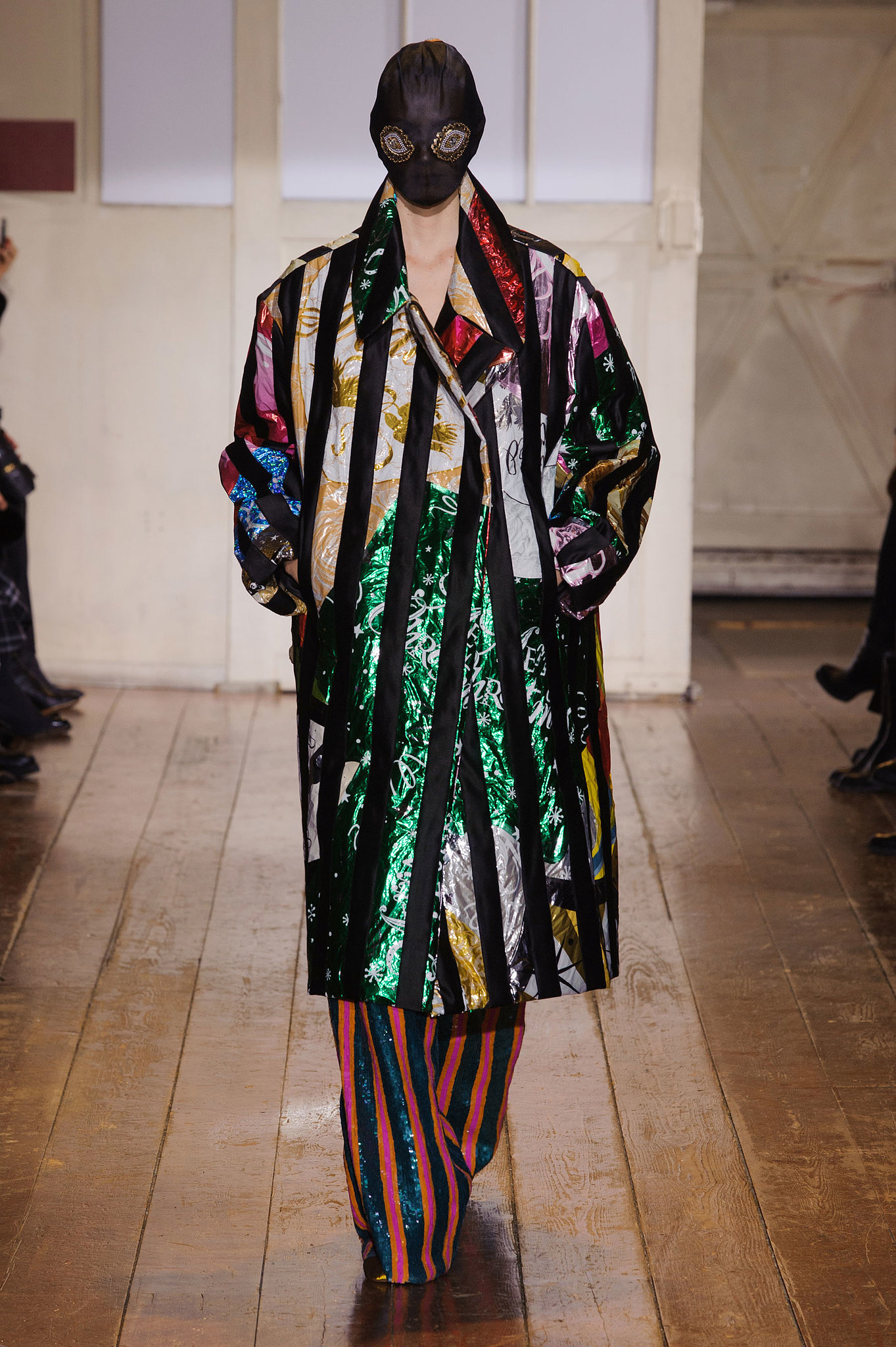 Maison martin margiela haute couture spring 2014 one man for Maison de haute couture