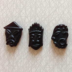 Haribo Blackface Licorice