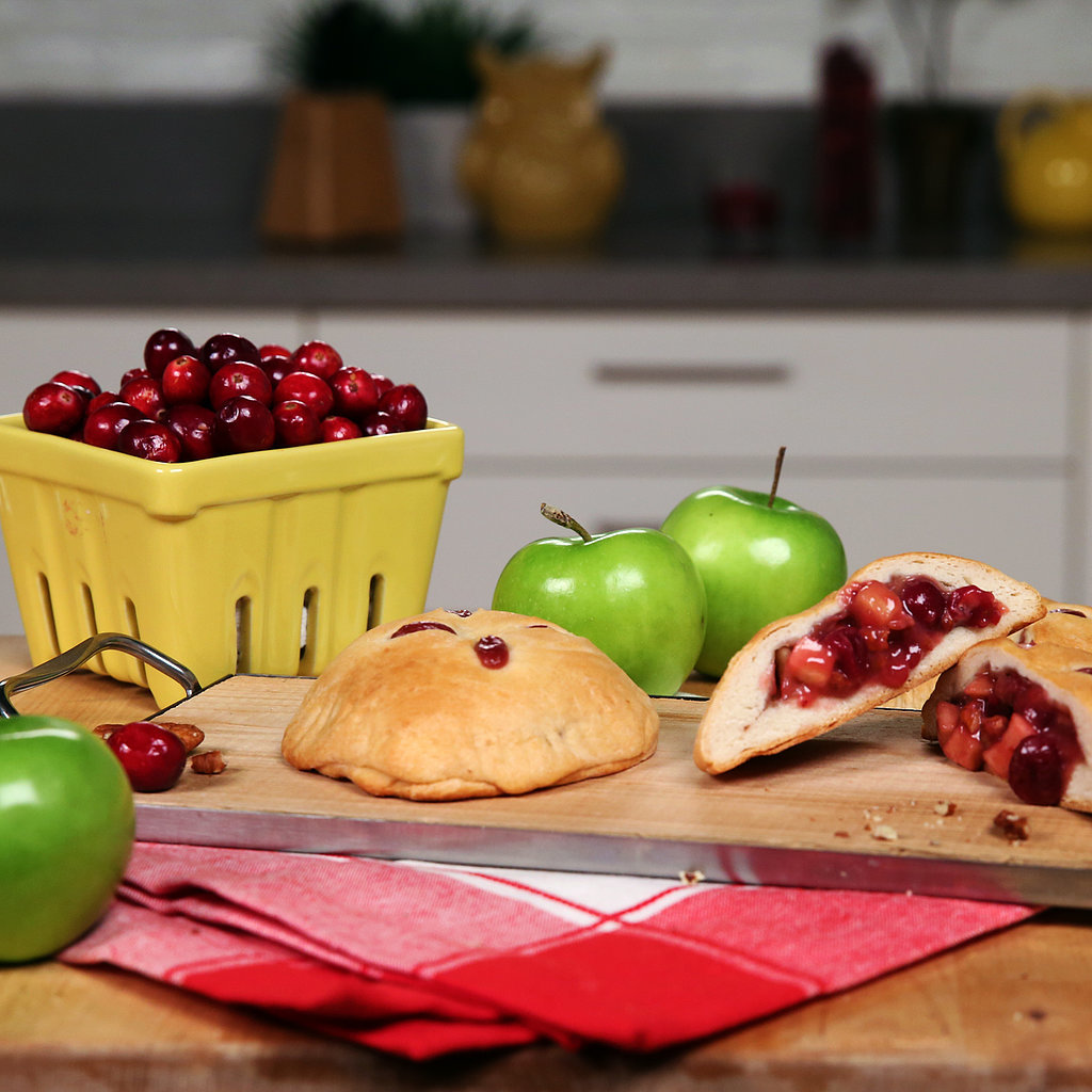 Apple-Cranberry Biscuit Pies
