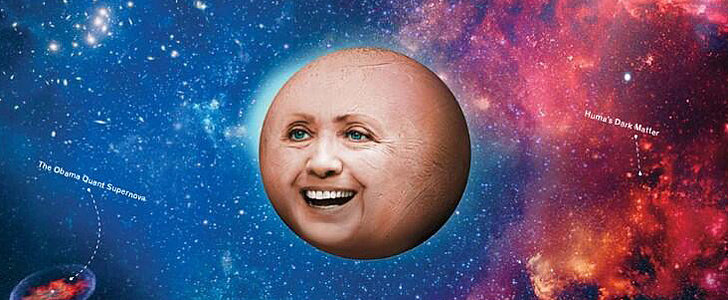 Planet Hillary Makes Her Way Around the Twitterverse