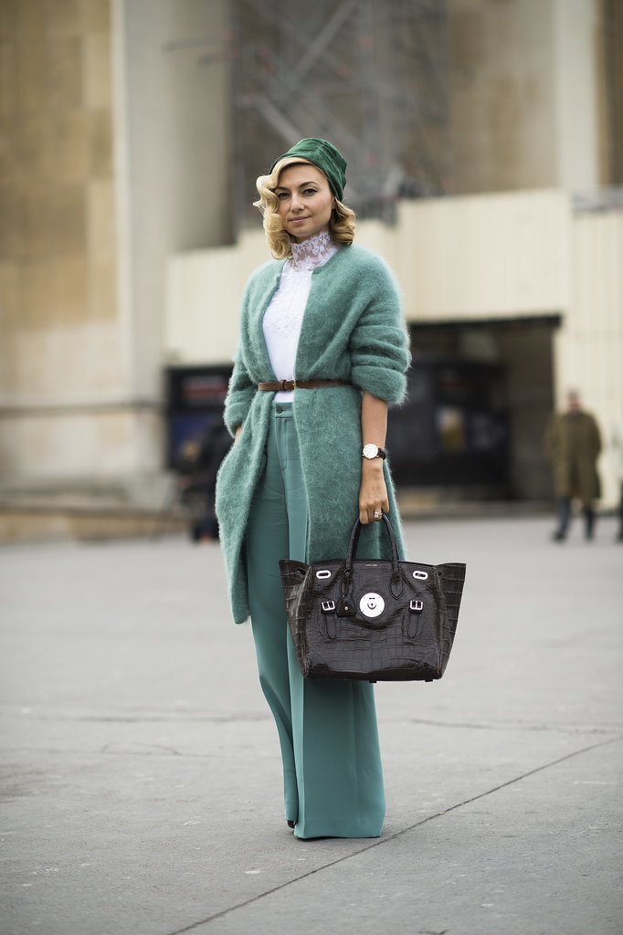 This is what we call color-coordinated. Source: Le 21ème | Adam Katz Sinding