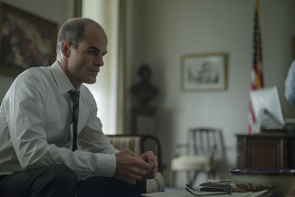 Michael Kelly returns as Doug Stamper on House of Cards. Source: Netflix