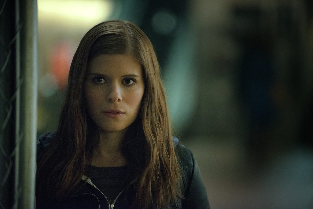 Zoe Barnes (Kate Mara) returns to stir up trouble on House of Cards. Source: Netflix