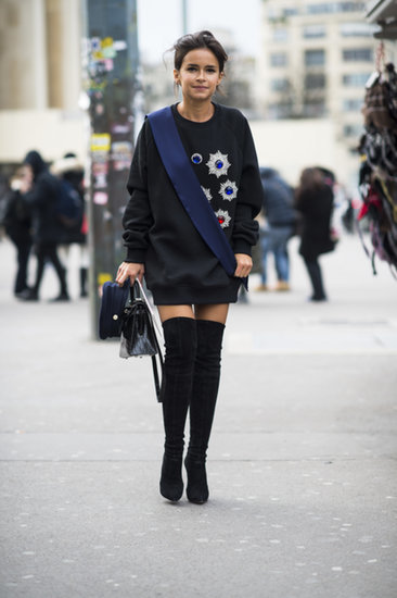 See the Street Style Magic From Coutu