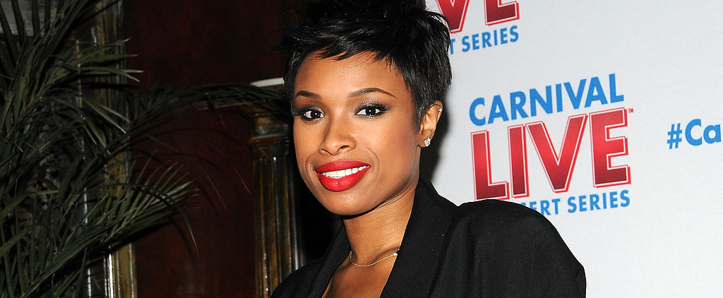 What Jennifer Hudson's Pixie Meant For Her Wardrobe