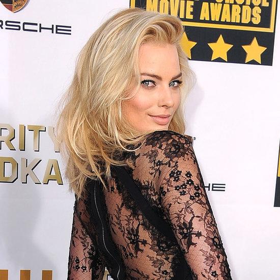 """Hugh Hefner: Margot Robbie """"Should Be in Playboy!"""""""