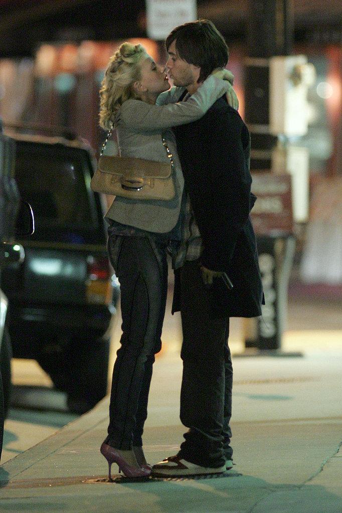 He Dated Scarlett Johansson
