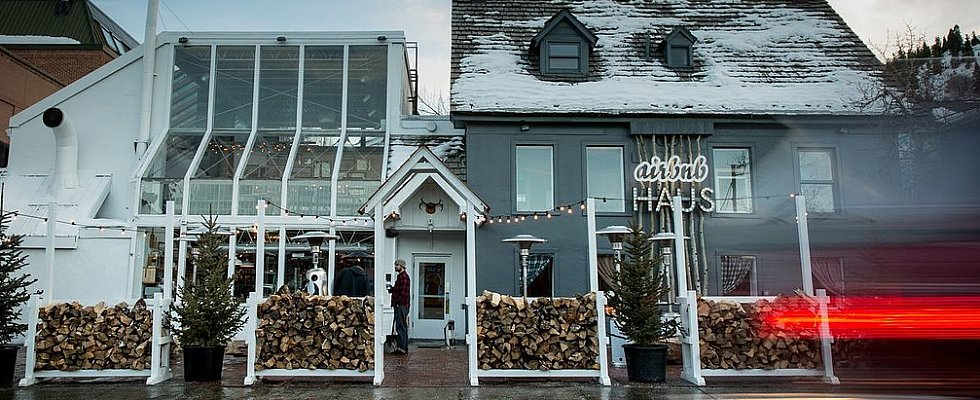 Tour the Hottest Place to Chill at Sundance