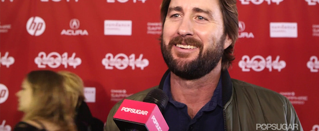 Luke Wilson Talks About His Life-Changing Experience