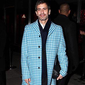 Marc Jacobs Twinning With Editors in Prada Coats