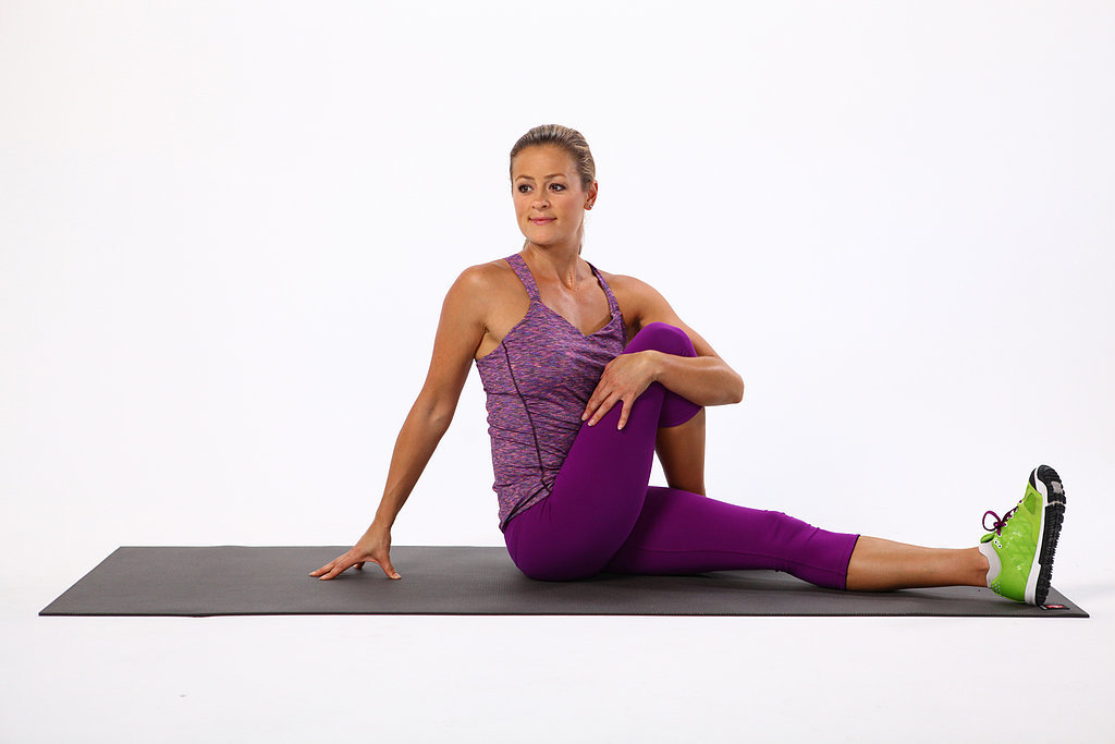 Seated Spinal Twist From Head To Toe The Ultimate