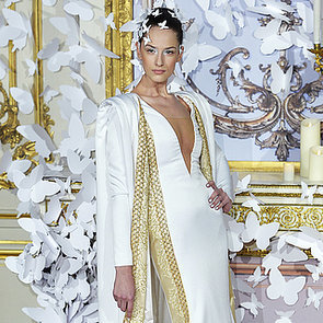 Butterfly Trend on Spring 2014 Couture Runway