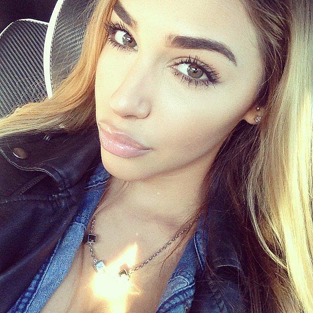 meet arab girls eyes