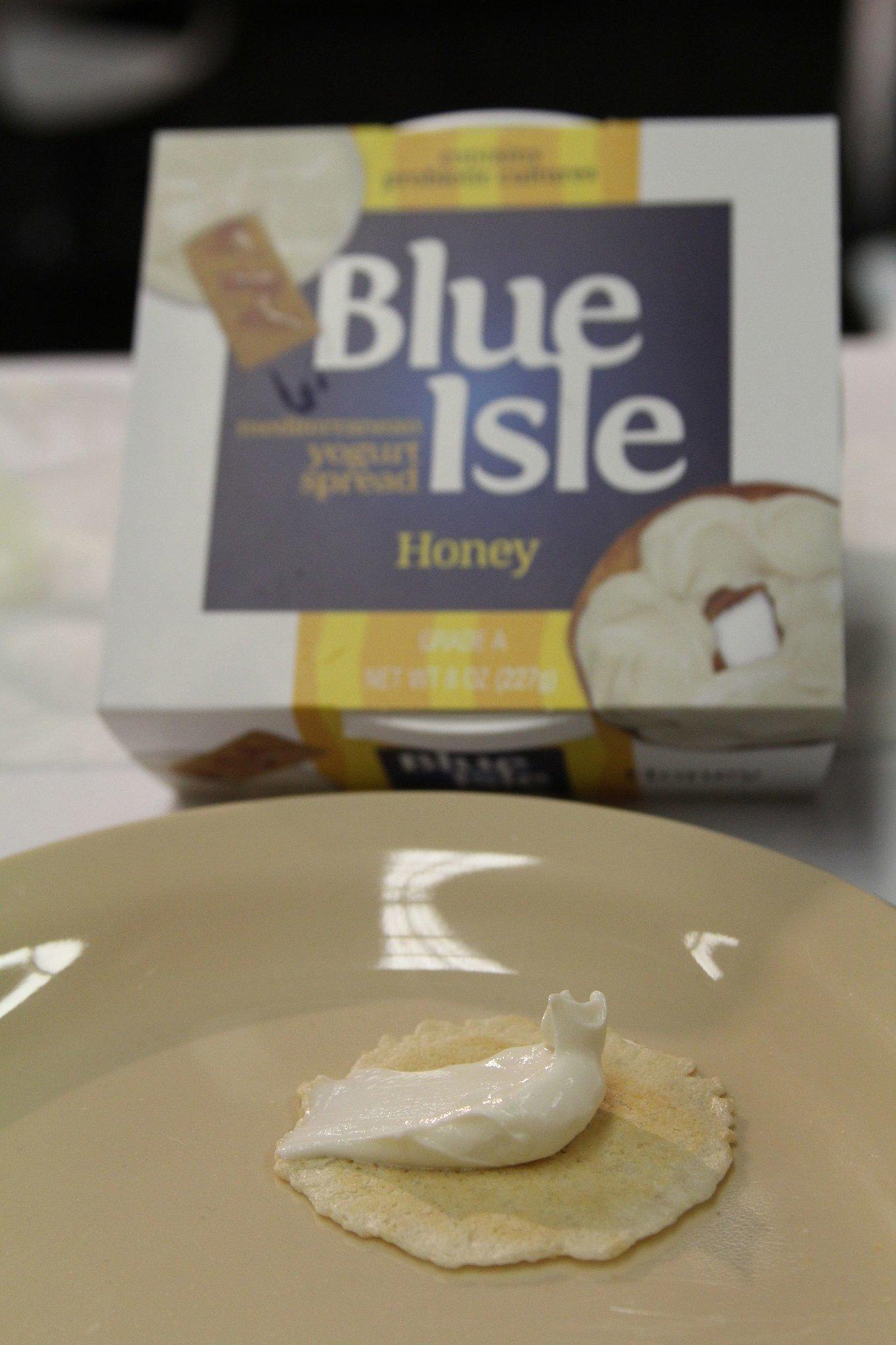 Best Spread: Karoun Blue Isle Mediterranean Yogurt Spread Honey