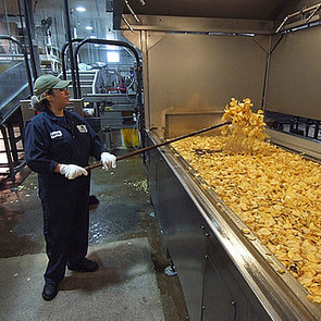 How Kettle Chips Are Made