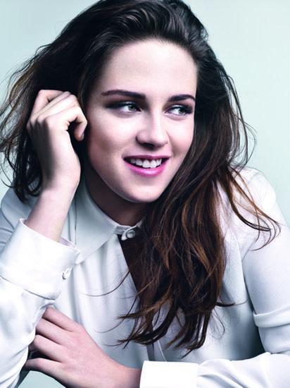 Kristen Stewart Talks Dry Shampoo and Baring It All For Balenciaga