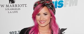 Let's Discuss: Demi Lovato Debuts New Hot-Pink Hair