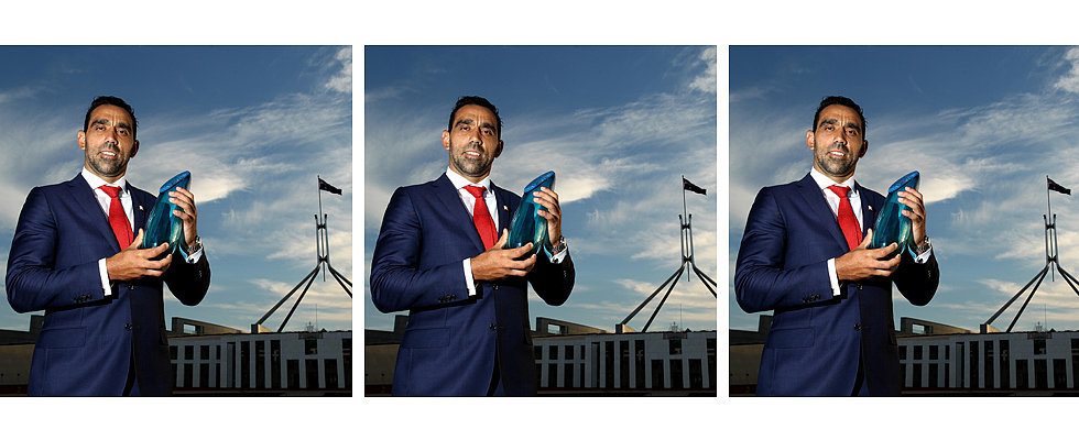 Let's Remember Why Adam Goodes Was Named Australian of the Year
