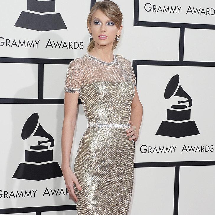 Taylor Swift's Dress at Grammys 2014