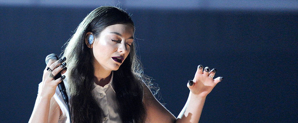 Whoa! Do You Like Lorde's Hair Blown Out?