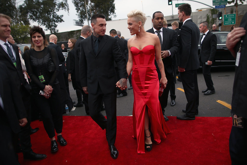 Pink Soars to New Heights at the Grammys