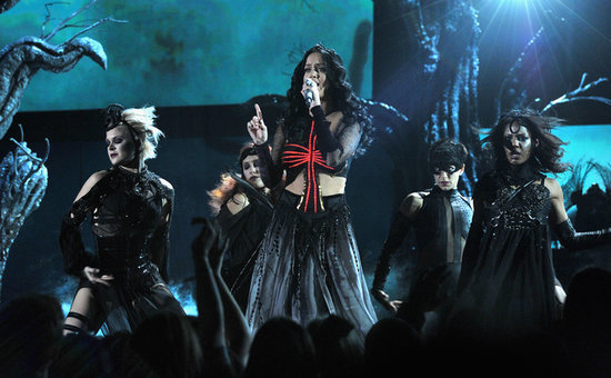 9 Things Katy Perry's Grammys Performance Reminded Us Of
