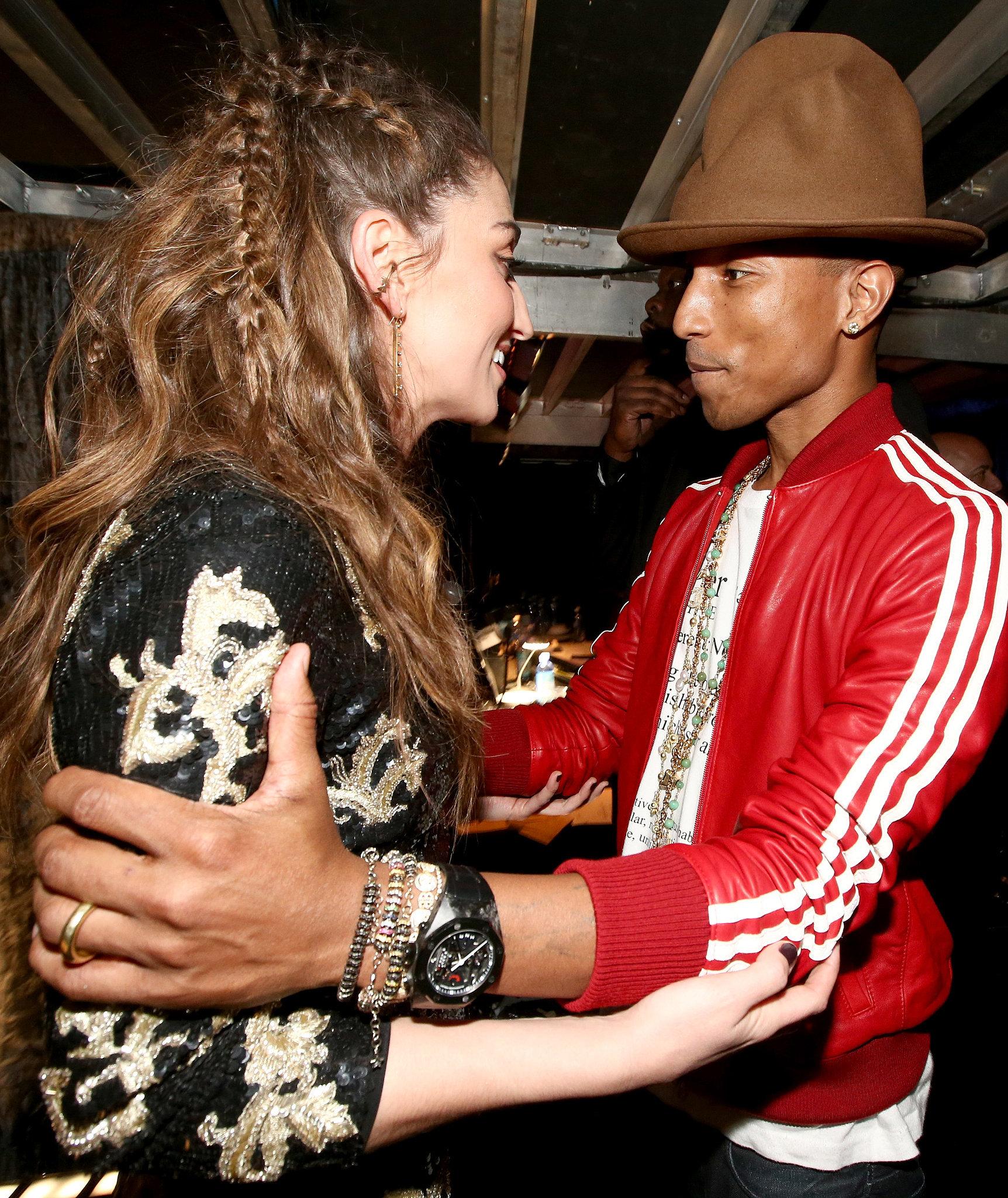 Pharrell Hat Style Pharrell's Hat Diary