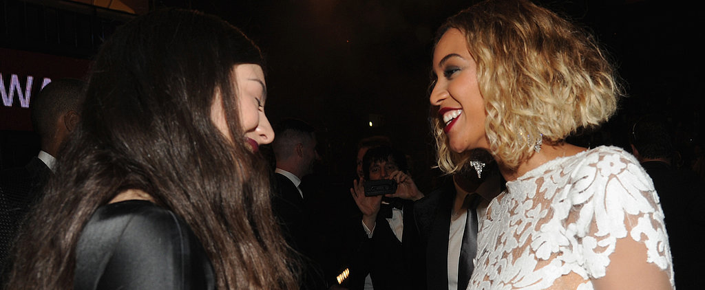 The Star-Studded Grammys Moments You Didn't See on TV