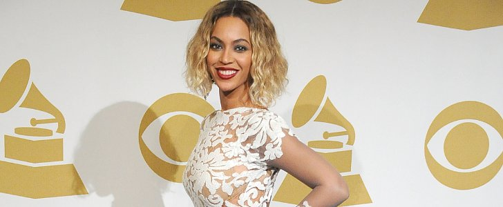 Get Beyoncé's Grammys Dress on Your Nails