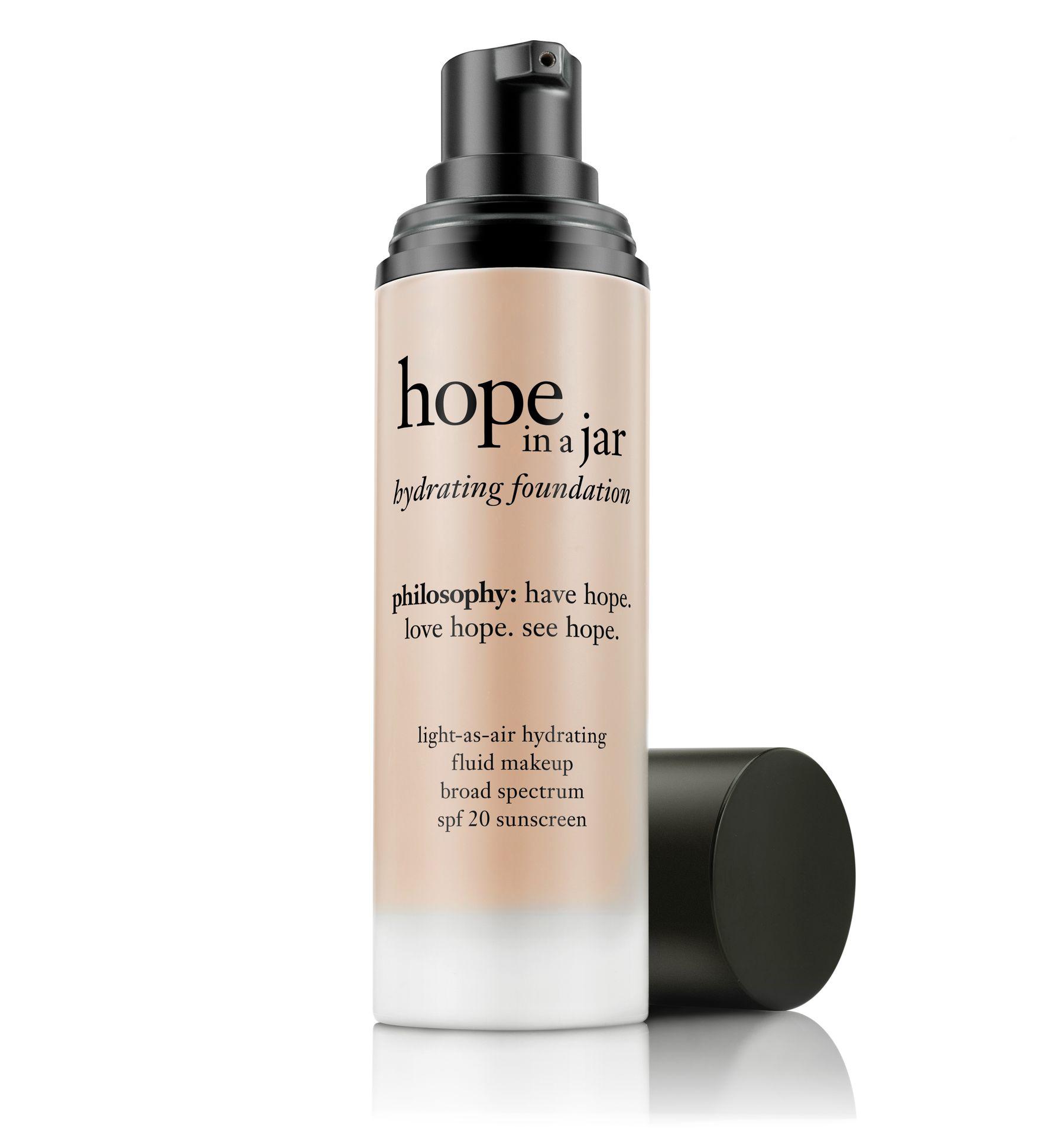 Philosophy Hope in a Jar Foundation