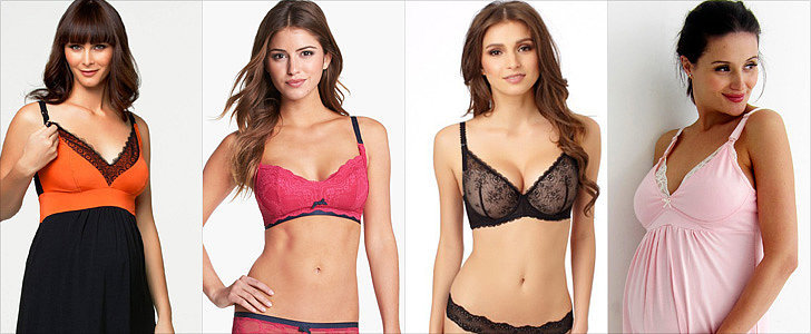 Valentine's Day Lingerie For New and Expectant Moms