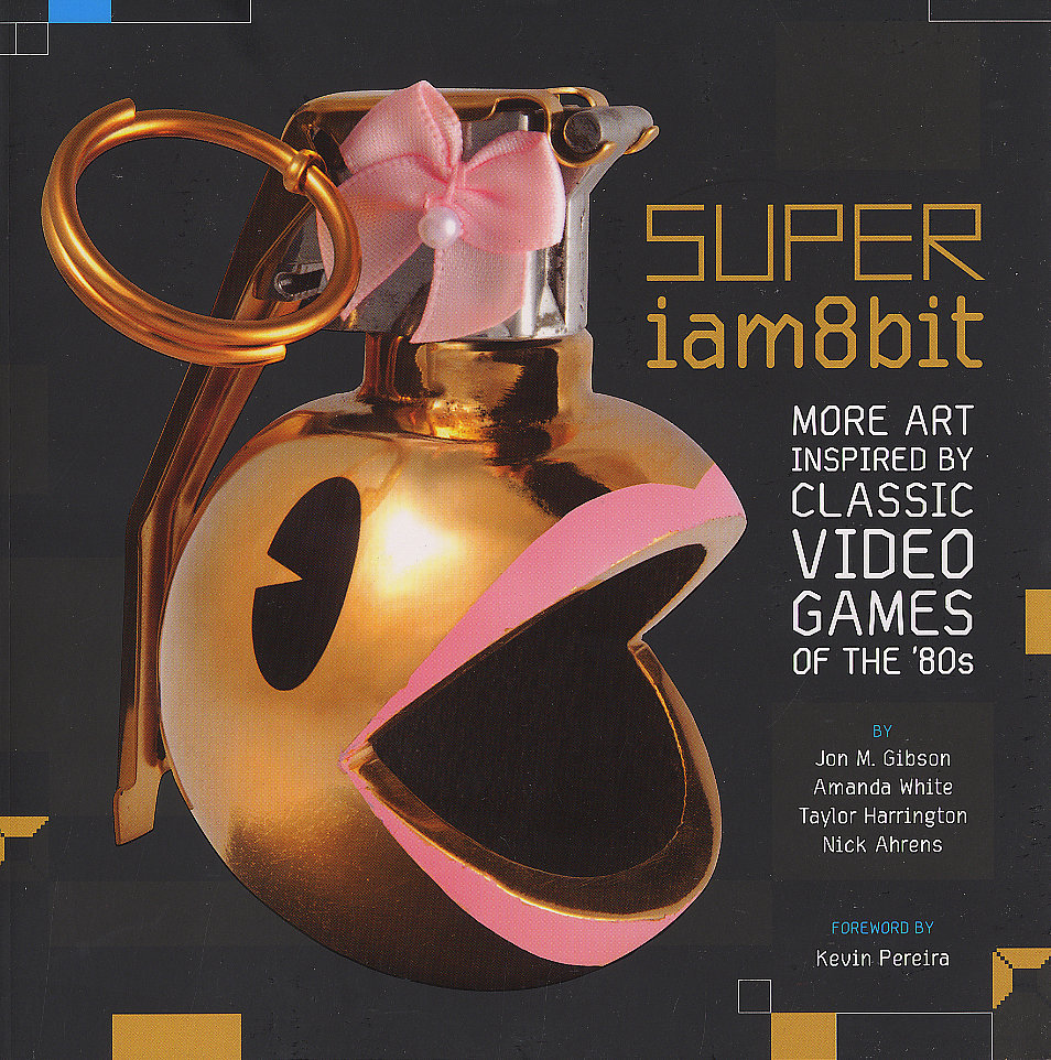 Think of Super iam8bit ($23, originally $25) — a book filled with art inspired by classic video games of the '80s — as the perfect coffee table addition. Because it is.
