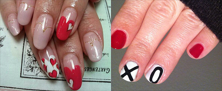 Valentine's Day Nail Art Ideas From the Pros
