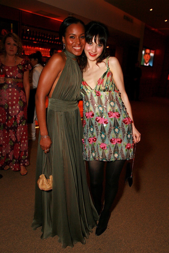 She and Zooey Deschanel Aren't New Girls Anymore, but They Were in 2006