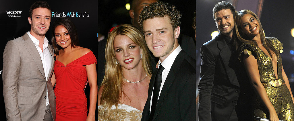Justin Timberlake Lives It Up With Lots of Ladies