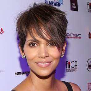 Halle Berry's Hair at Acapulco Film Festival 2014