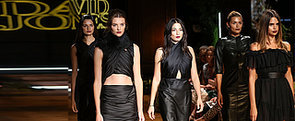 David Jones Autumn Winter 2014 Runway Recap