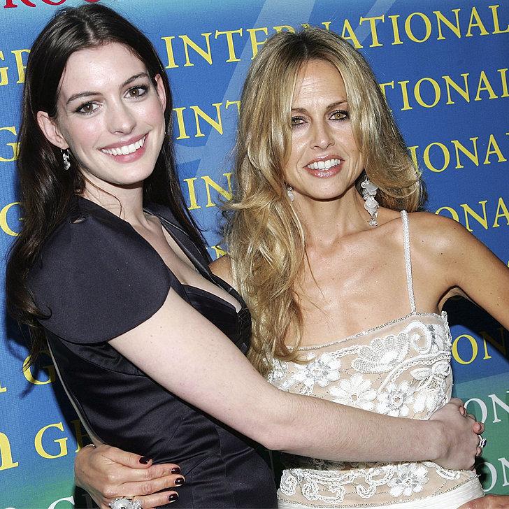 Anne Hathaway Splits With Rachel Zoe | Video