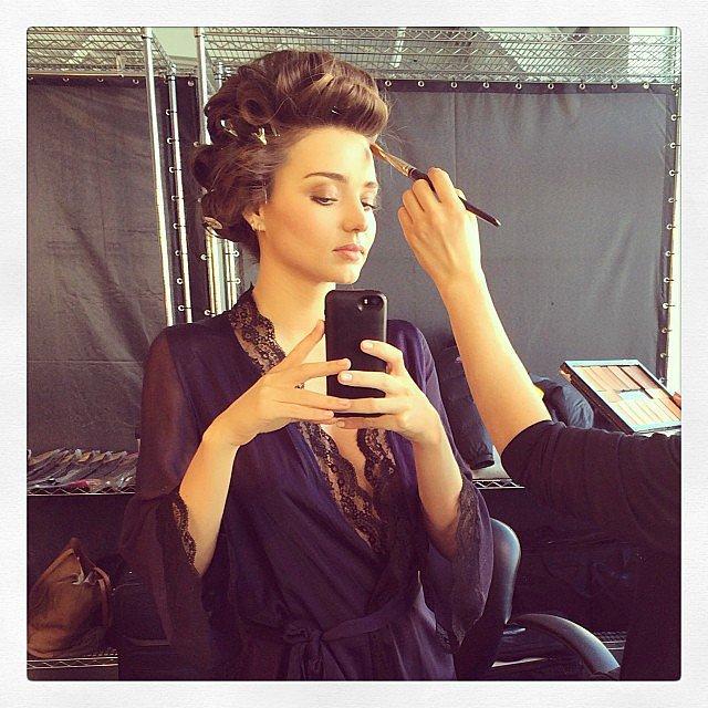 Celebrity Fashion, Style & Beauty Instagrams: Miranda Kerr ...