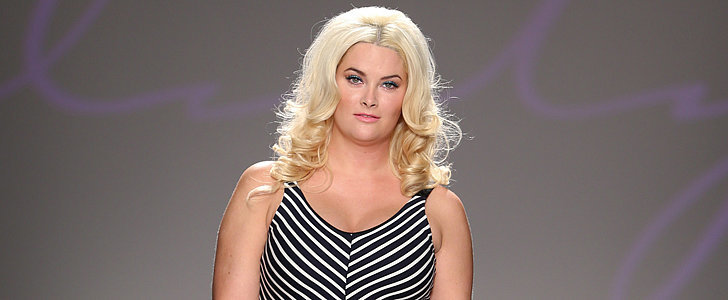 A Plus-Size Model on How to Dress Curves