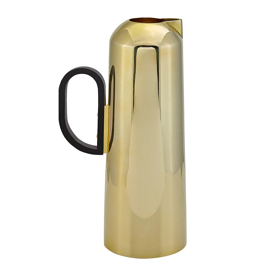 Coffee is good, but coffee served in gold is better. The looks of this Tom Dixon Jug ($140) alone are guaranteed to put Starbucks (and all other serveware) to shame. Give as a gift or treat yourself; this piece can do no wrong.  — Emily Bibb, Assistant Editor