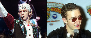 Can You Name All 5 Phases of Justin Timberlake's Hair?
